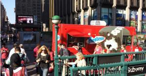 Twinkies new york branding event