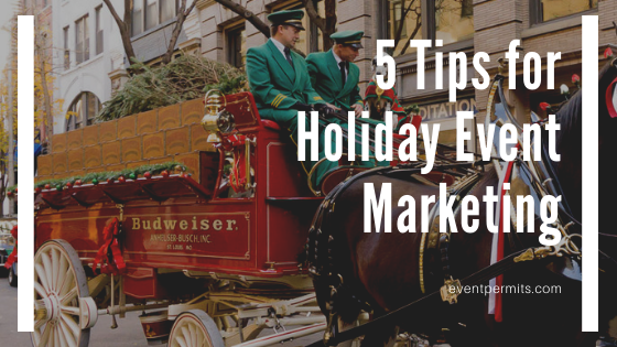 Holiday Event Marketing